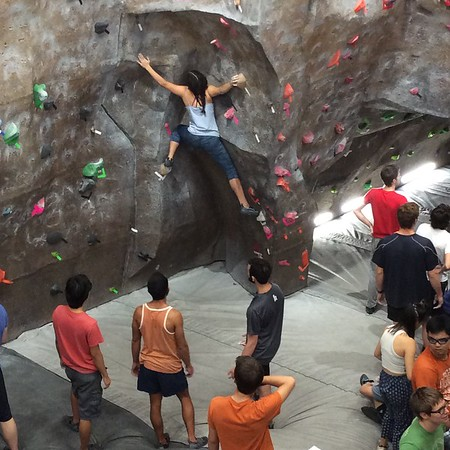 SP17 Bouldering Competition