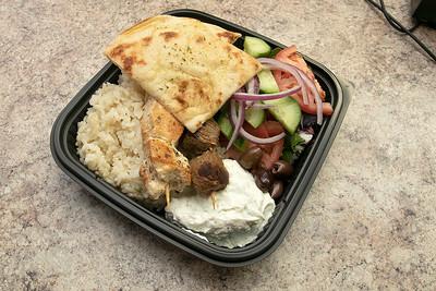 Bion new Greek Restaurant Fitchburg, Feb. 21, 2020