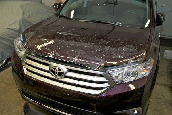 2011 Toyota Highlander Root Beer