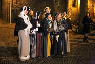 2014-1218 Vocality @Royal Christmas Fair Den Haag & Binnenhof
