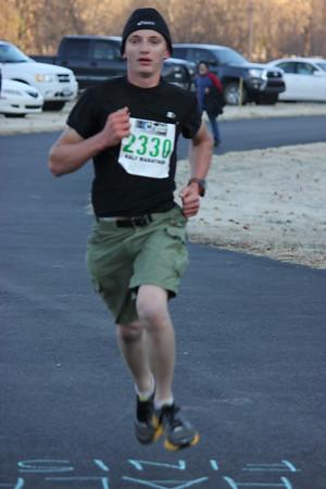 White River Half Marathon 2012