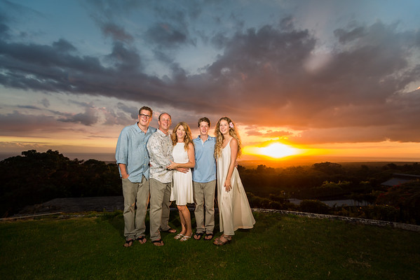 The Milby's vow renewal