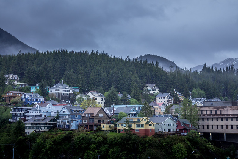 Colourful Ketchikan, Alaska
