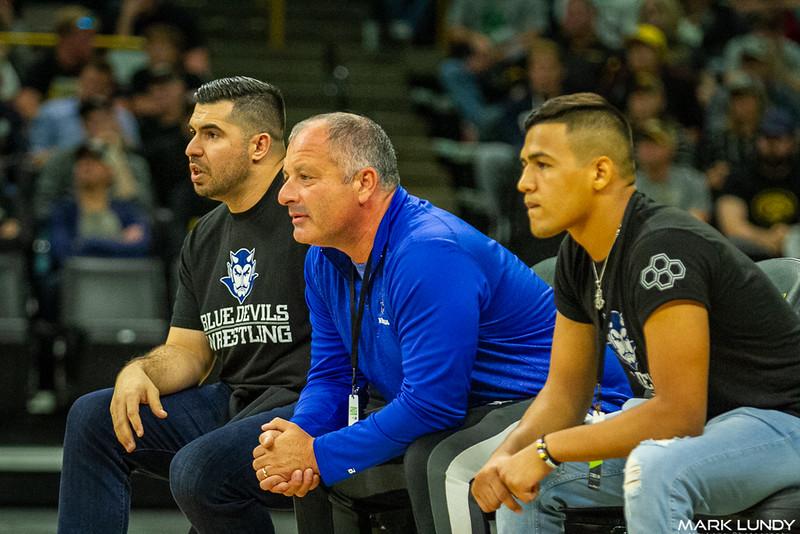 Jesse Ybarra Tucson, AZ (Arizona) DEC Jakason Burks Omaha, NE (Nebraska), 3-1 - 2019 Who's #1
