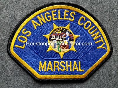Los Angeles County Marshal