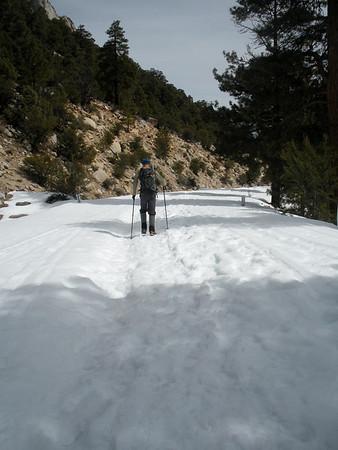 Aborted Thor Peak Climb - March 21, 2010