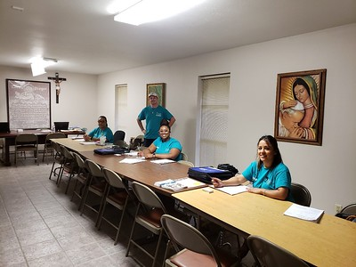 Catholic Charities Disaster Response team gives aid to Kingsville residents