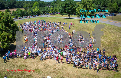 Fermi Alumni  say Farewell
