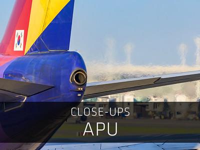Close-ups –APU