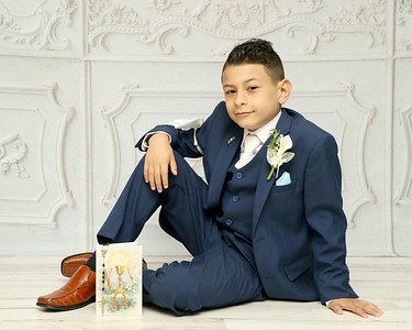 Anthony James Communion 2019