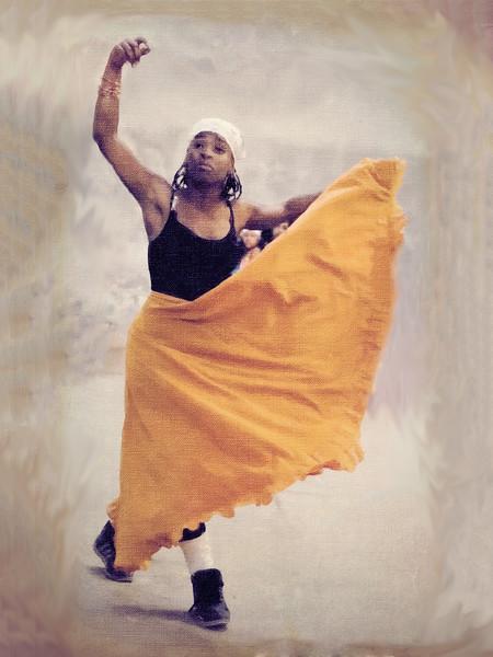Powerful Dancer