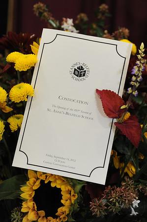 Convocation 2012