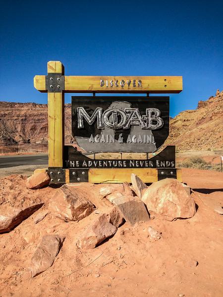 Moab, Ut. 2010