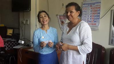 2015 Myanmar CALS Visit