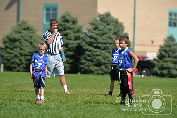 YMCA Football 9-21-14