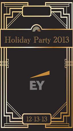 EY Gatsby Party