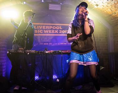 Kero Kero Bonito Liverpool Music Week 2017