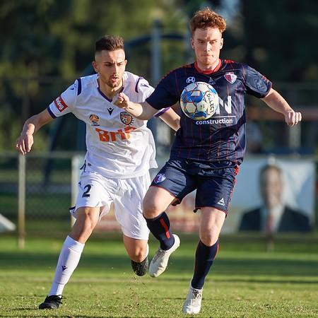 Balcatta FC v Perth Glory FC