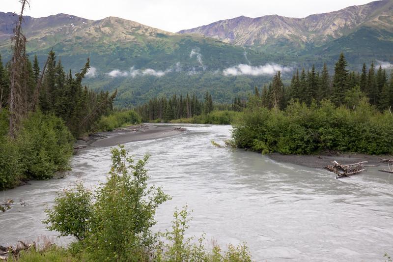 upper eagle river