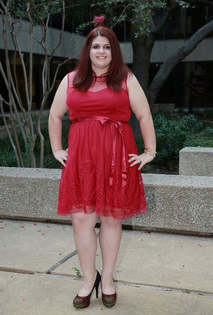 Courtney Singer Homecoming Pics