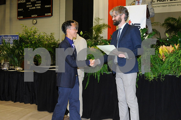 2017 CHS Academic Convocation