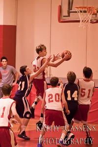 Rhinebeck Hawks Basketball 2011-2012