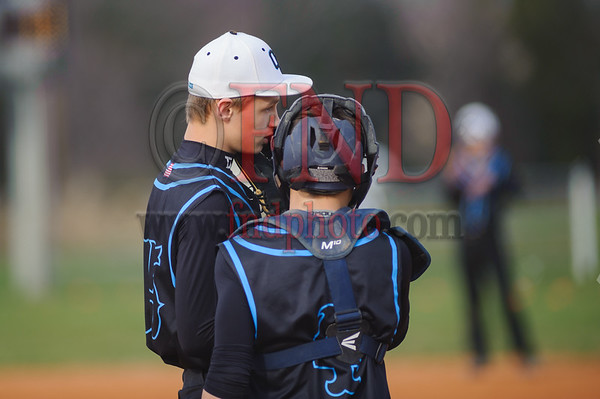 03-13-19 Central Davidson Middle vs Oak Grove Gm 2