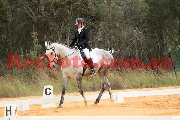 2014 10 18 Swan River Horse Trials Dressage EvA80