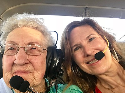 March 17-20, 2018 (Flight to Ruston, LA to visit Mom and Dad)