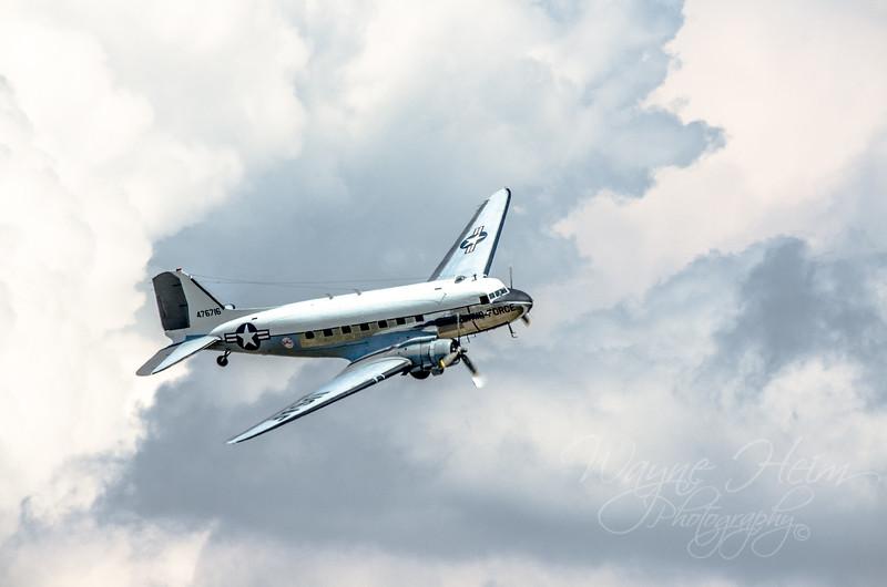 Flying High      Photography by Wayne Heim