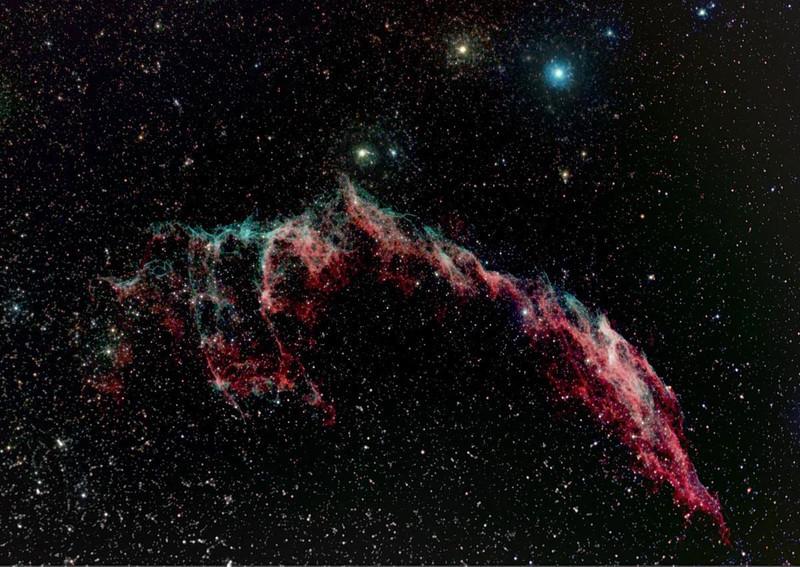Dave Dev - East veil nebula
