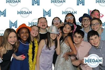 Megan A's Bat Mitzvah