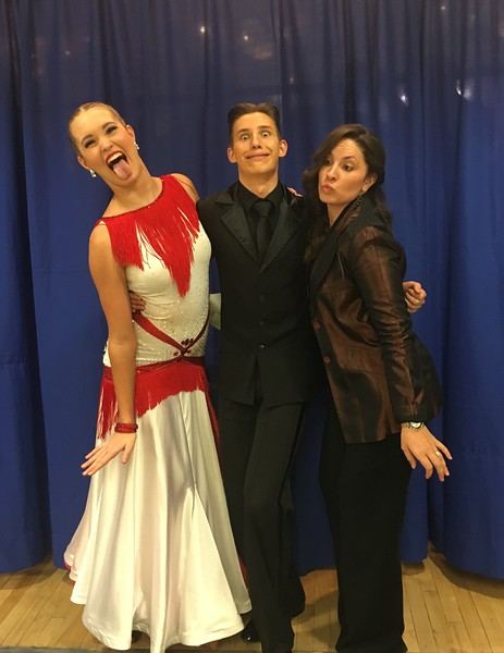 BYU Dancesport  November 2016