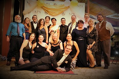 SPA Gala Goes to Old Hollywood