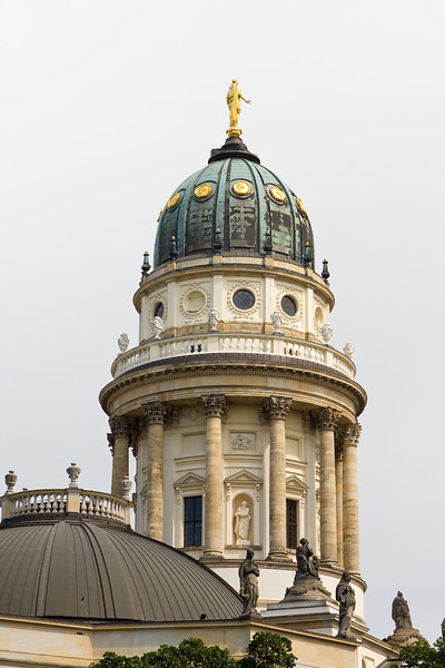 Gold-Tipped Dome