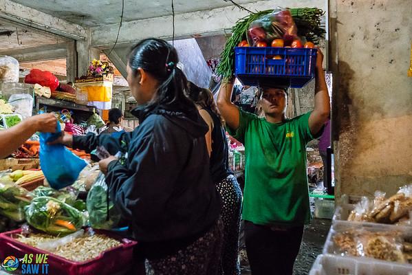 Batubulan Market