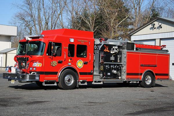 Englishtown Fire Department Station 12-1
