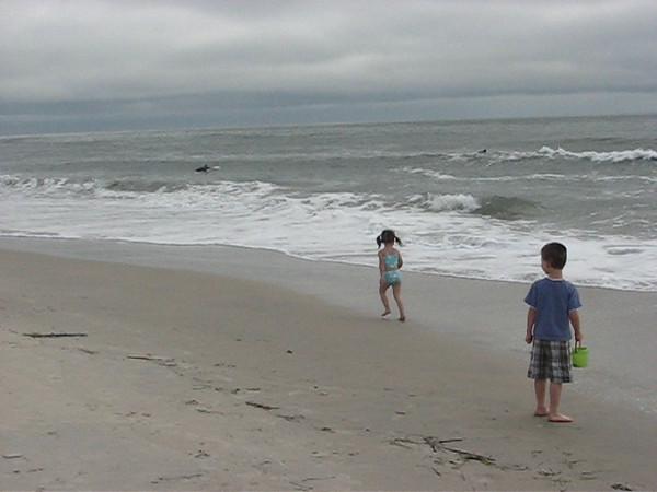 Camping at Beach - VIDEOS