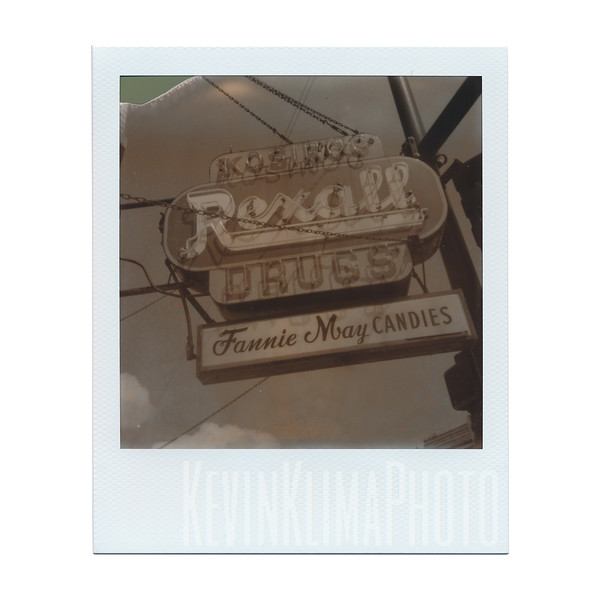 Rexall Drugs - Fannie May Candies