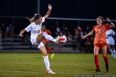 8-22-21 - Best of Michigan Women's Soccer Vs BGSU