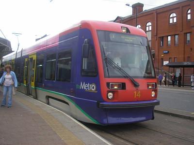 Wolverhampton & Birmingham, 15 August 2009