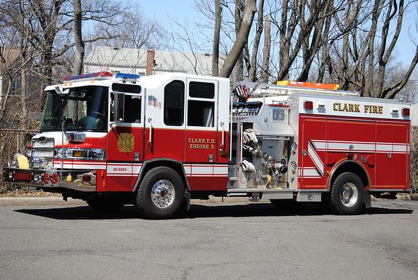 Clark Fire Department