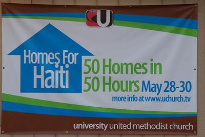Homes for Haiti - UUMC 2010