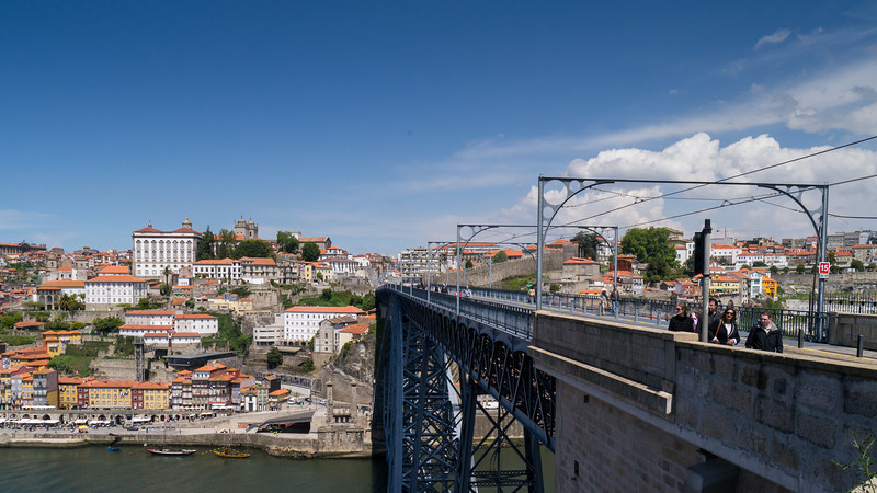 Dom Luís Bridge over the Douro River