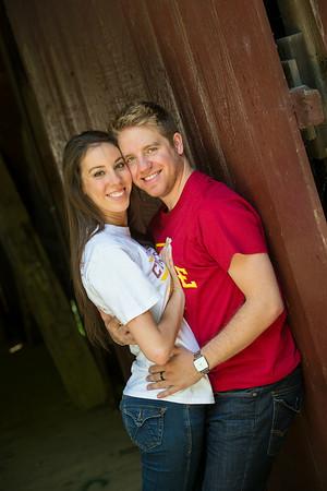 Dan and Lindsay