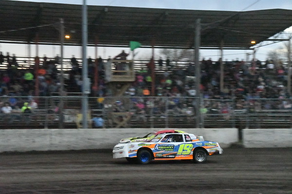 2019 Benton County Speedway opening night