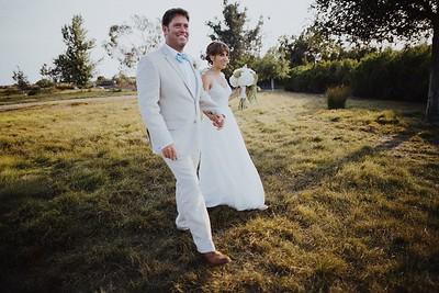 Kim & Patrick. Married.