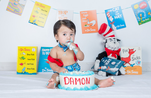 DAMON'S CAKE SMASH