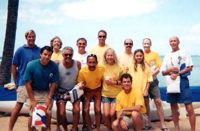 23rd Annual OCC Invitational Swim 5-6-2001