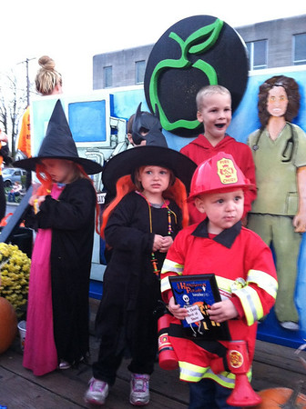2012 Halloween Parade